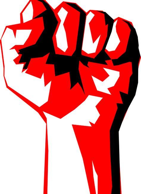 viva painting putih free vector graphic fight communism free