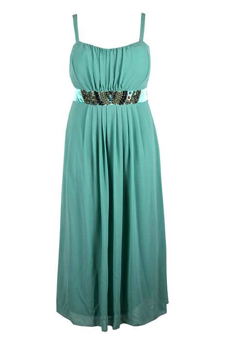 mint beaded dress lovedrobe mint beaded grecian maxi dress
