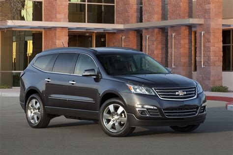 2018 Chevy Traverse Concept by 2018 Chevy Traverse Bigger Than Tahoe Carbuzz Info
