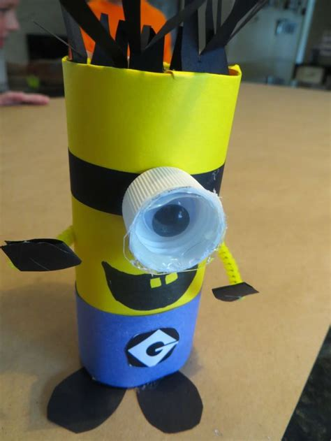 minion craft projects minion craft despicable me
