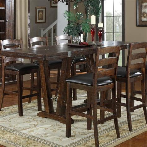 bar style dining room tables bar style dining table dining table dining table bar