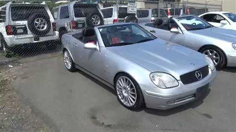 1999 Mercedes Slk230 Kompressor by 1999 Mercedes Slk Class Slk230 Kompressor For Sale In