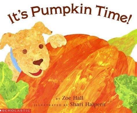 pumpkin picture books mrs it s pumpkin time