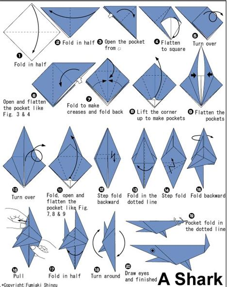 origami printable easy origami fish printable 1 ideas for