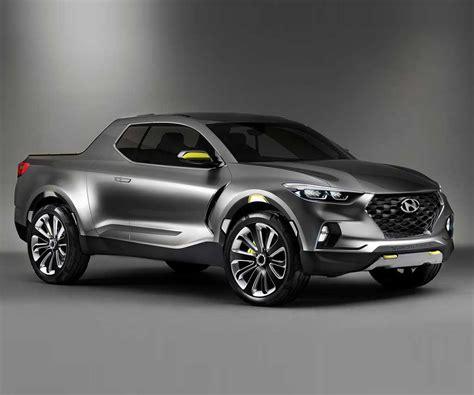 New Hyundai Truck by 2017 Hyundai Santa Is The New Lightweight