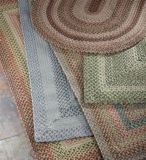 indoor outdoor braided rugs 8 w x 11 l rectangle indoor outdoor polypropylene braided