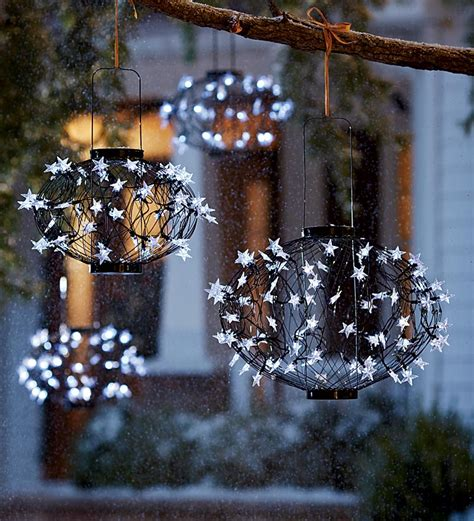 outdoor lighted balls light balls outdoors your best alternative for