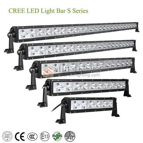 led light bars for trucks cree led work driving light bar for suv jeep truck shif