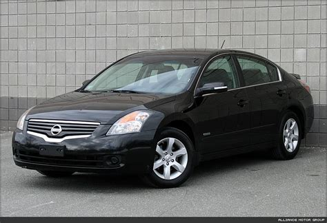 Nissan Altima Hybrid by 2009 Nissan Altima Hybrid Information And Photos
