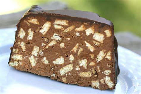 chocolate biscuit cake verbena pastries chocolate biscuit cake