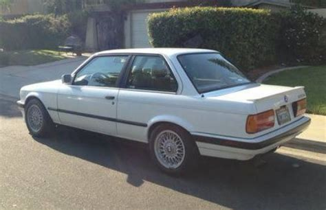 1988 Bmw 325is by Original Paint 1988 Bmw 325is Bring A Trailer