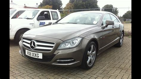2011 Mercedes Cls by 2011 Mercedes Cls 350 Cdi Car Review