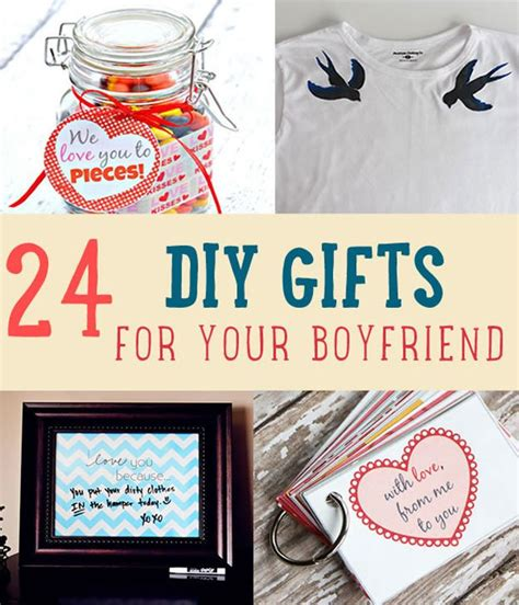 What Diy Gift Should You Make For Your Boyfriend