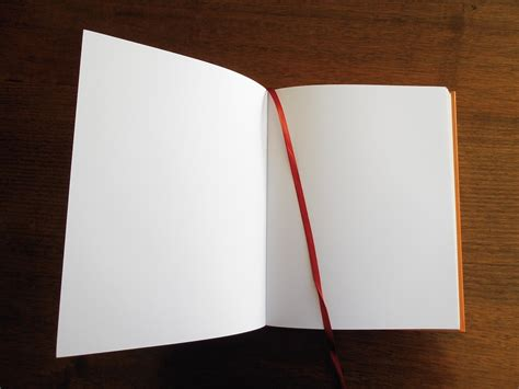 picture of a blank book blank book pages in journal memoranda