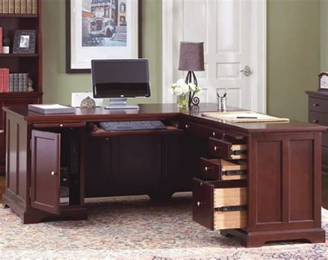 office desk l l shaped home office desk bookcase file 3 set