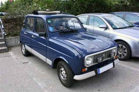 Renault R4 by Datei Renault R4 Gtl Front Jpg