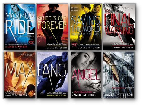 maximum ride 1 read top ten tuesday top ten books i d give to readers who