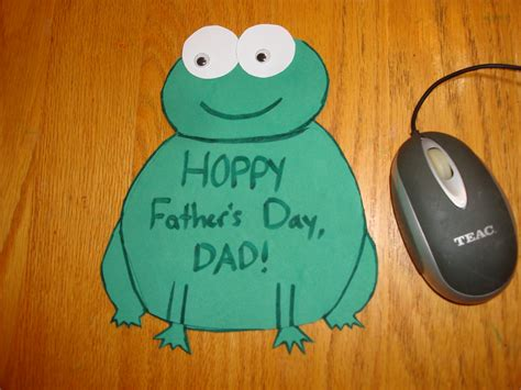 fathers day craft preschool crafts for s day mouse pad craft