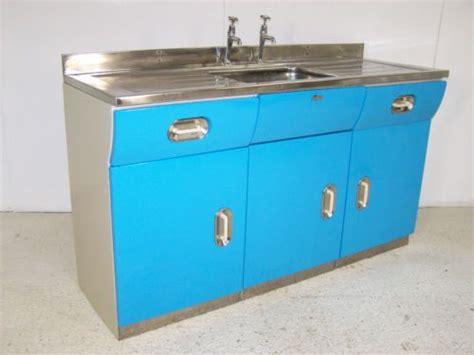 retro kitchen sink vintage retro metal kitchen sink unit cabinet