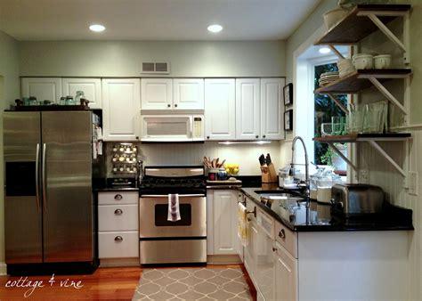 kitchen cabinet soffit cottage and vine kitchen soffit solutions