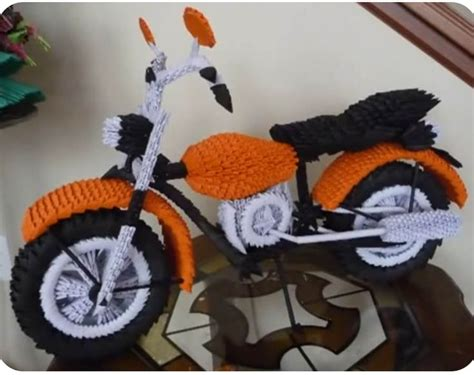 origami motorcycle 126 best images about origami on