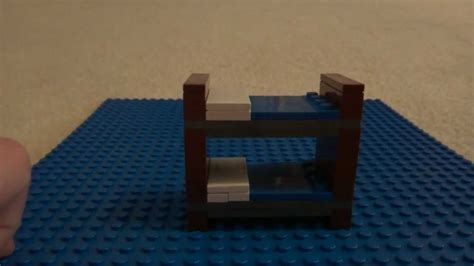 how to make bunk beds how to build a lego bunk bed