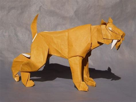 advanced origami tiger 82 best images about paper paradise origami on