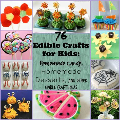 edible crafts for eatable crafts for