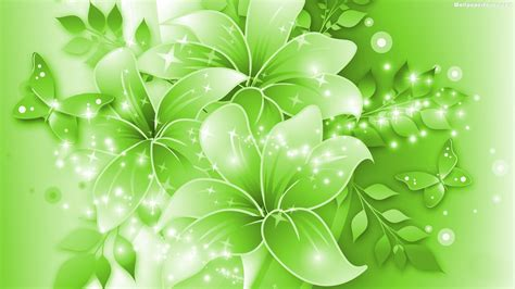 light flowers green flowers wallpapers hd pictures one hd wallpaper