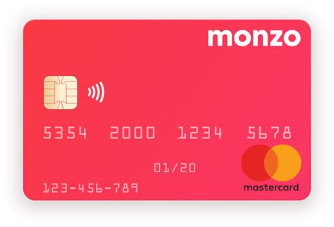 card with photos monzo it s time for a new of bank