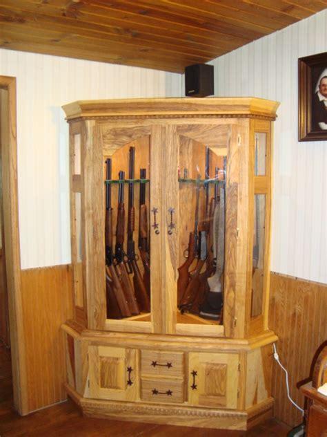woodworking cabinets gun cabinet plans corner pdf woodworking