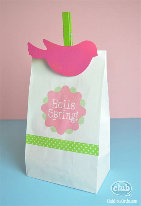 easter paper bag crafts paper bag crafts easter paper bag printing ideas with