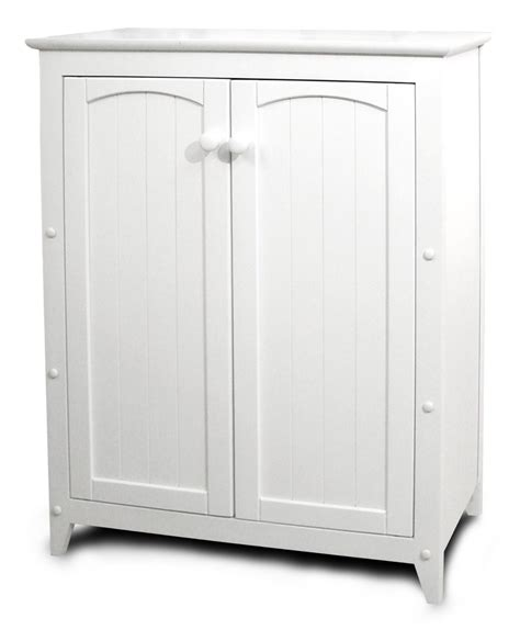 small storage cabinets with doors small white storage cabinet with wooden doors decofurnish