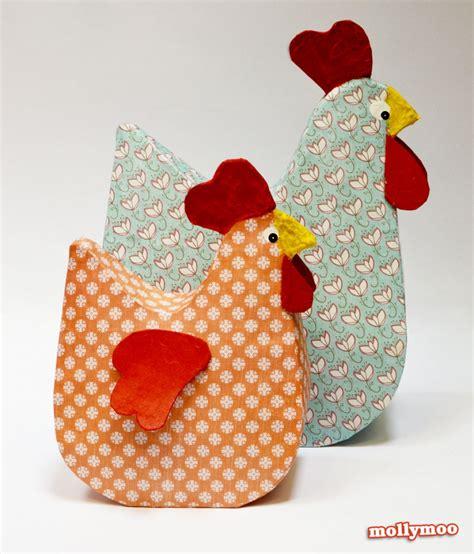 mache crafts mollymoocrafts papier mache hens mollymoocrafts