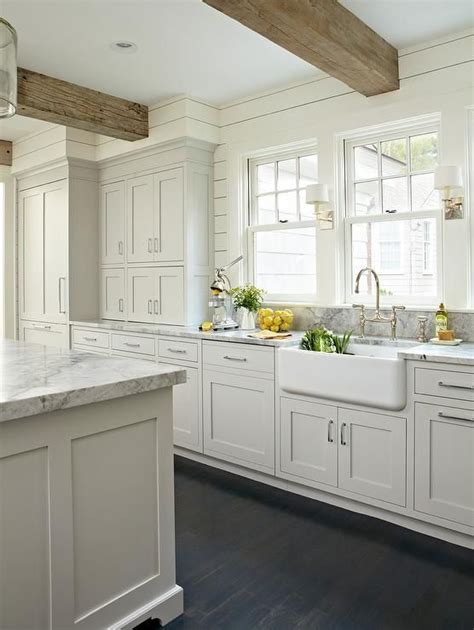 light grey shaker kitchen light gray and white kitchen with a classic design