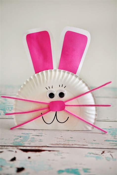 paper plate craft work time paper plate crafts for with prep