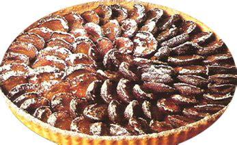tarte aux prunes 224 la p 226 te bris 233 e recette maison fiel potins