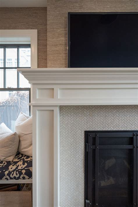 fireplace tiles 25 best ideas about tile around fireplace on