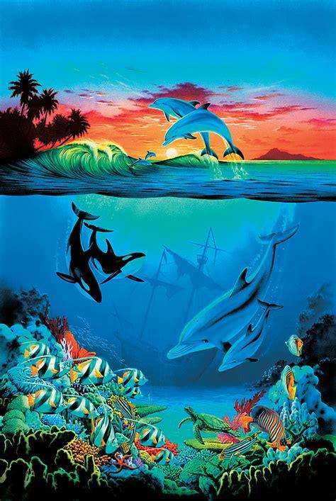 the sea wall mural 252 72005