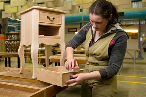 woodworking apprentice furniture and wood machining learnership