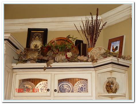 what is the kitchen cabinet 5 charming ideas for above kitchen cabinet decor home