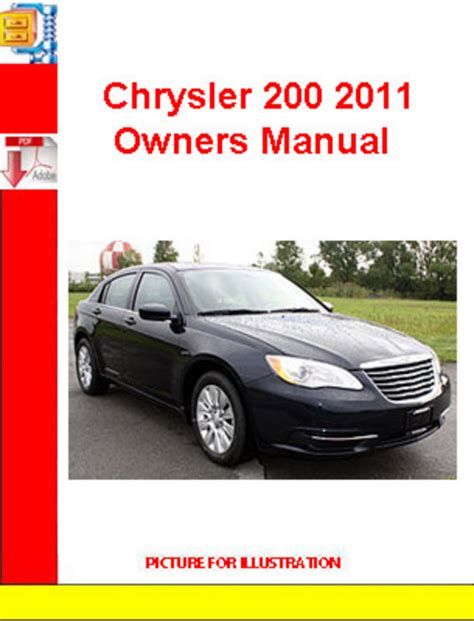car owners manuals free downloads 2011 chrysler 300 user handbook chrysler owners manual pdf car owners manuals autos post