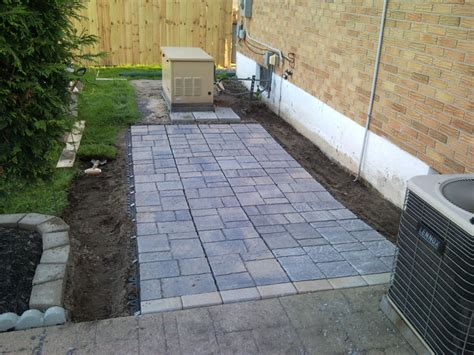 paver patio edging paver patio edging options paver edging best images