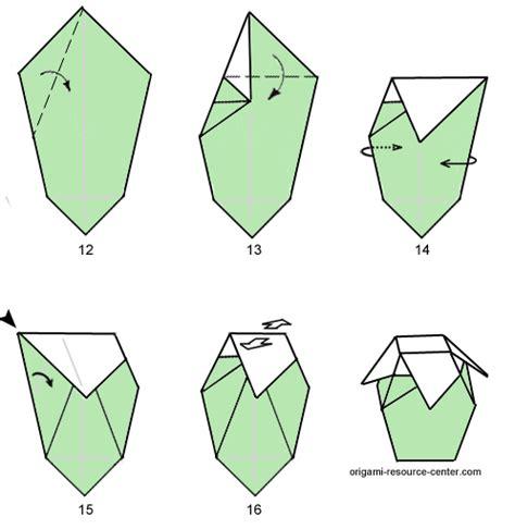simple origami vase origami paper vase