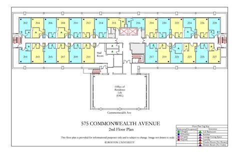 Boston College Floor Plans 28 warren towers floor plans housing 575