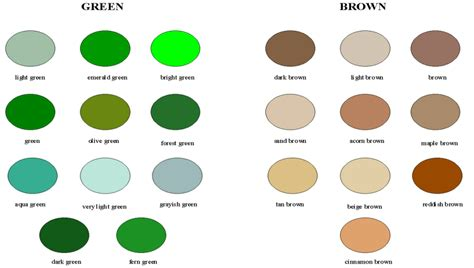 paint colors green shades thoughts on teaching colors to autistic children based on