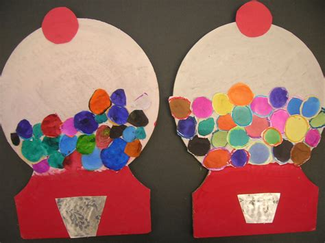 second grade craft projects the elementary room the of wayne thiebaud