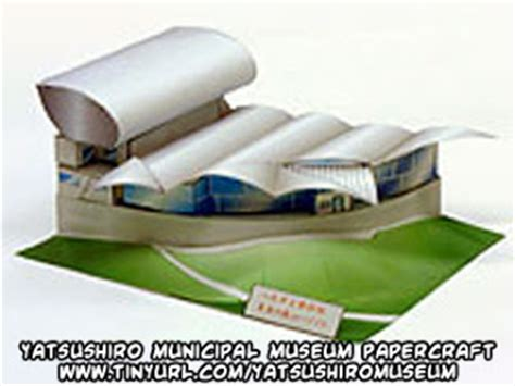 paper craft museum ninjatoes papercraft weblog d l papercraft yatsushiro