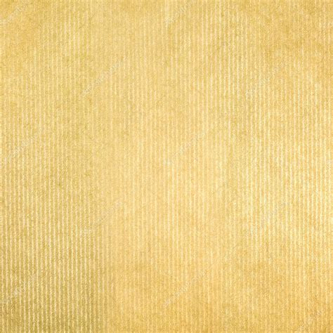 textured craft paper striped golden craft paper texture background stock