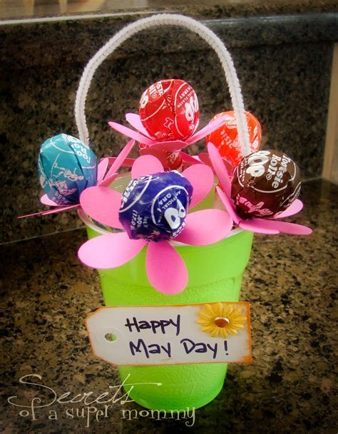 may day crafts for happy may day baskets anyone babies